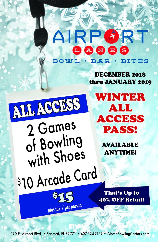 Winter All Access Pass
