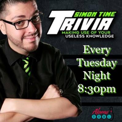 Simon Time Trivia