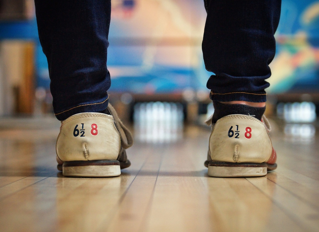 Why do you have to wear bowling shoes? - Boardwalk Bowl
