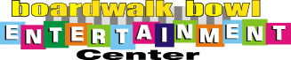 Logo for Boardwalk Bowl