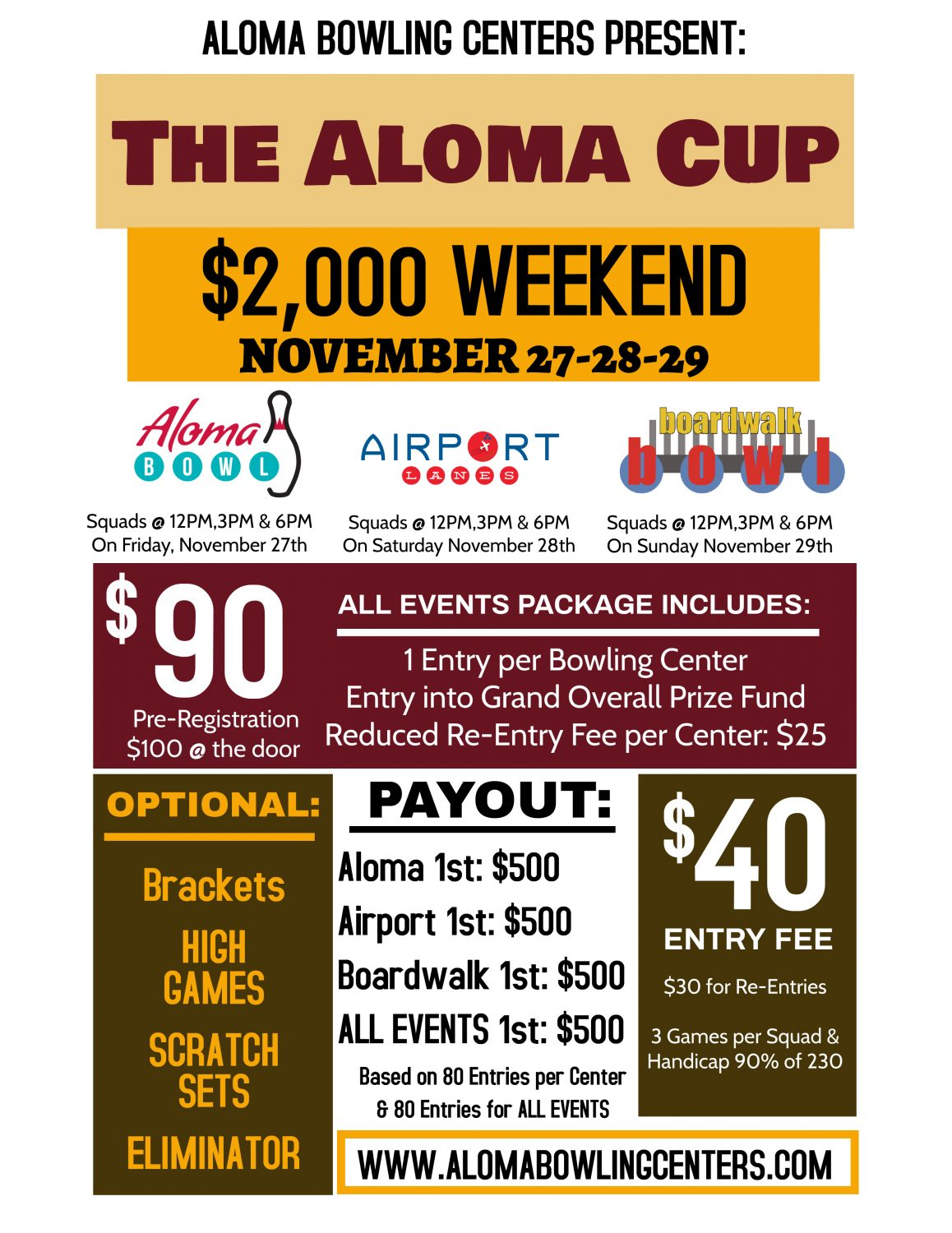 Aloma Cup 2020