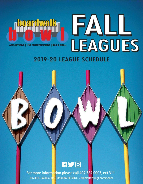 Fall Leagues