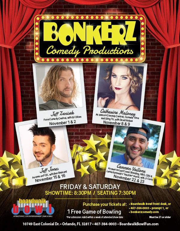 November Bonkerz