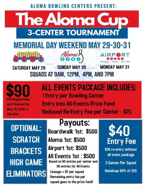 Aloma Cup Flyer May-1